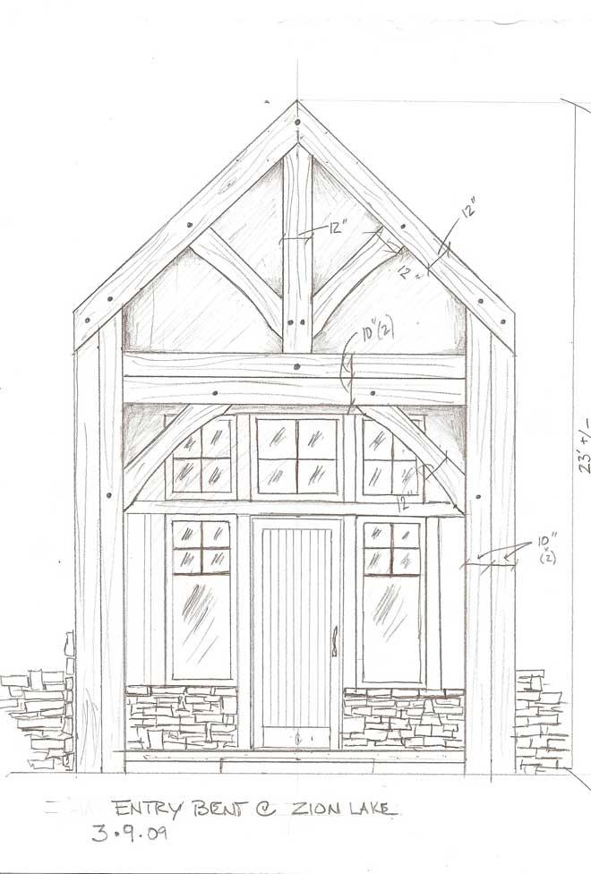 cabin-sketch